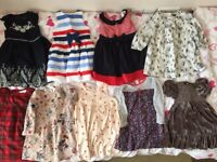 Bundle of Girls Clothes 12m-2 years