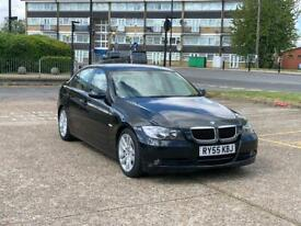 image for 2006 BMW 3 SERIES 320i 2.0 AUTOMATIC PETROL – ONLY 83k LOW MILEAGE, Black, Auto, MOT, 4 DOORS 318i