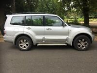 MITSUBISHI SHOGUN ELEGANCE 3.5 V6 GDI EDITION, AUTOMATIC, 7 SEATS, FULLY LOADED, MOT EXPIRED, EXPORT