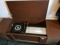 1960's PYE stereo system.