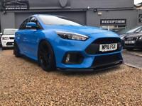FORD FOCUS 2.3 RS 5d 346 BHP (blue) 2016