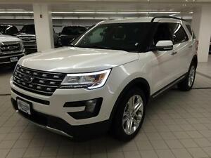 2016 FORD EXPLORER LIMITED CUIR, TOIT, CAMERA