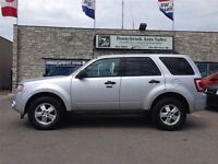 2011 Ford Escape XLT 4x4 COMES FULLY MECHANICALLY SAFETY CERTIFI