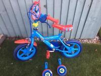 Thomas the tank bike