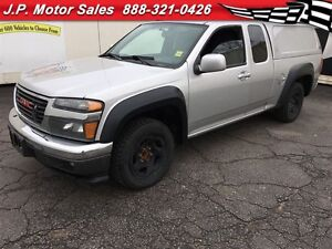 2011 GMC Canyon SLE, Extended Cab, RWD