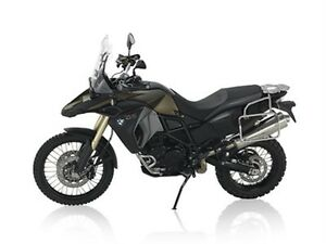 2016 bmw F800GS Adventure Kalamata Metallic Matte