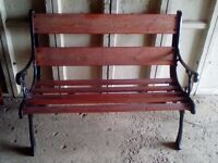 2 SEATER Bench