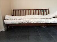 3 Seat Futon/Double bed