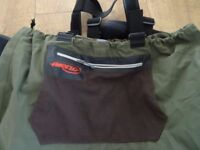 AIRFLO BREATHABLE CHEST WADDERS AND BOOTS