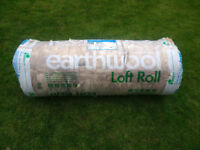 Earthwool loft roll 150mm insulation