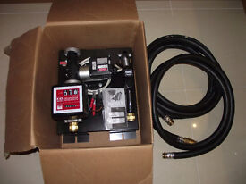 """For sale! Brand new PIUSI """"Panther DC"""" Diesel Pump kit!!! 12V 300W"""