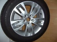 Ford Focus Alloy Wheel & Tyre NEW