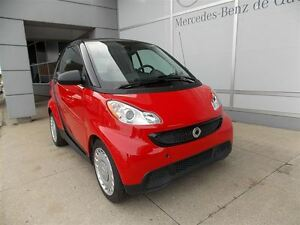 2013 smart fortwo Fortwo, climatisation