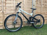 Giant trance X3 full suspension Enduro/Downhill bike, HIGH SPEC, DEORE