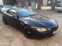 BMW 6 Series 3.0 630i Sport 2dr SMOOTH DRIVE 2006 (56 reg), Convertible