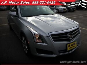 2013 Cadillac ATS Luxury, Automatic, Leather, Back Up Camera Oakville / Halton Region Toronto (GTA) image 7