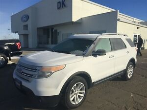2013 Ford Explorer XLT AWD w/Power Liftgate, MyFord Touch!