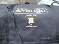 VANGO DIABLO 600 TENT 5 MAN