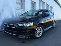 2013 Mitsubishi Lancer ALL WHEEL DRIVE , 0 down $139/bi-weekly O