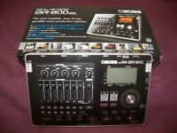 Boss BR-800 / BR800 Digital Recorder.