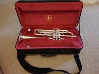 John Packer JP151 MKII Bb Student Trumpet