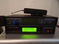 Sennheiser EW30 Receiver C/W Freeport transmitter (Free Sennheiser EW300 IEM Transmitter)