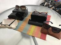 Original sunglasses Prada and Chanel