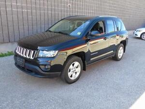 2014 Jeep Compass Sport*Super low kms!
