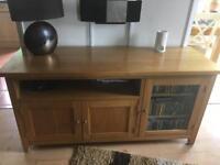 Solid oak furniture set