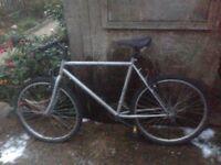 Men's 26 inch wheel mountain bike