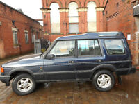 LAND ROVER DISCOVERY 1997 P REG
