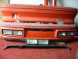 Ford Fiesta xr2i Body kit.. job lot same as RS1800. Fiesta Turbo,