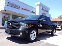 2014 Dodge Ram SPORT,20'S,LEATHER,SUNROOF,NAV