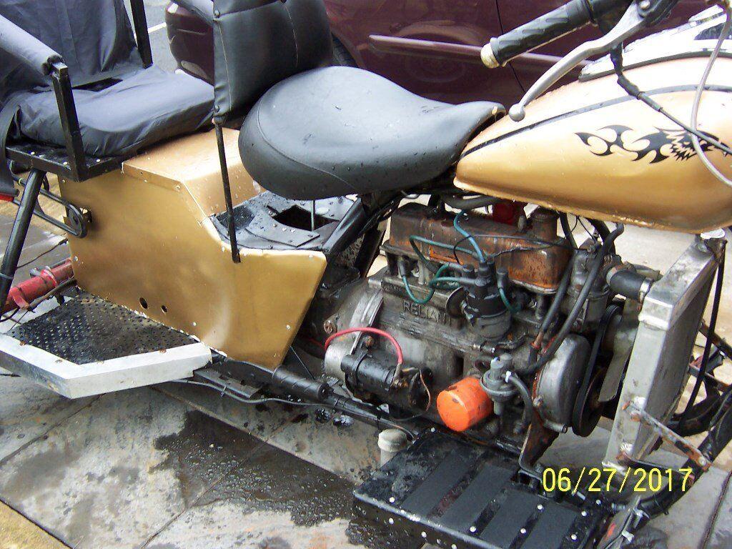 Reliant Engine  U0026 Gearbox