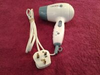 Crown Personal Care Hair Dryer-In Excellent Condition-Working Order-Proceeds To Local Charity