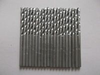 20 new tungsten carbide-tipped 4.5mm masonry drill bits