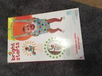Baby door bouncer, brand new in box