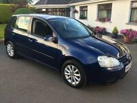 Volkswagen Golf MATCH TDI, 2007, Just Serviced, Lovely Car **Finance This From £26.80 Per Week**