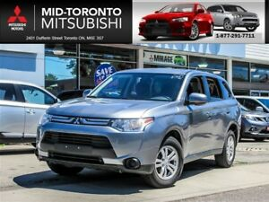2014 Mitsubishi Outlander ES Power Group|Keyless|