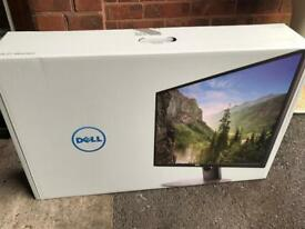 Dell monitor 27 Inch Full hd