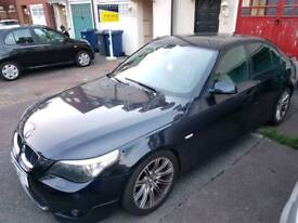 BMW 5 SERIES/e60 M sport