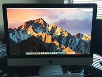 Apple iMac 27 inch 2.8GHz Intel Core i5 8GB RAM 256GB Flash Drive Excellent condition