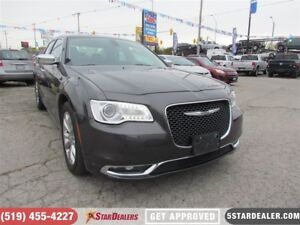 2016 Chrysler 300C AWD | LEATHER | HEATED SEATS | CAM
