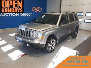 2015 Jeep Patriot SUNROOF! LEATHER! 4X4! FINANCE NOW!