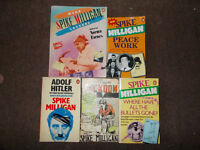 5 Spike Milligan books