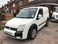 Ford transit connect 1.8 tdci for sale swb clean reliable van no vat