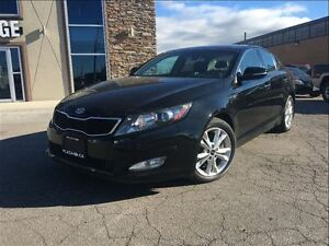 2012 Kia Optima EX Turbo LEATHER MOONROOF BACK UP CAMERA