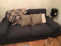 Ikea kivik 2 seater sofa