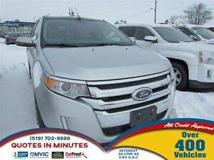 2013 Ford Edge Limited | NAV | ROOF | LEATHER | AWD | CAM
