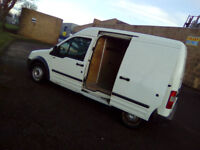 FORD TRANSIT CONNECT TDDI T220 LWB SEMI HIGH TOP,LOW MILES LONG MOT, EXCELLENT VAN VERY CLEAN & TIDY